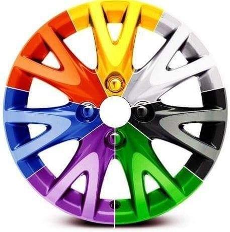Порошкова покраска металу. Порошкова покраска дисків. Піскоструй.