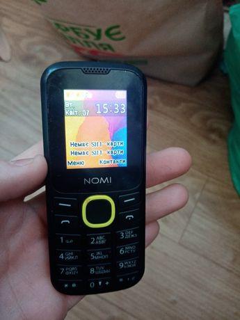 Телефон Nomi i184. Полностью рабочий