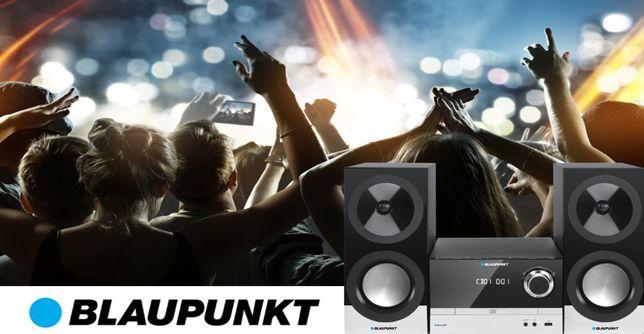 Wieża BLAUPUNKT MS40BT Bluetooth CD USB MP3 Radio pilot