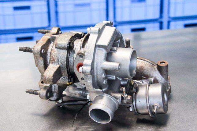 Regeneracja 520d 2,0d E60 E61 218, 163, 175 Km Bmw Turbo