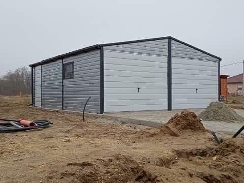 Garaż blaszany 3x5 / wiaty / kojce