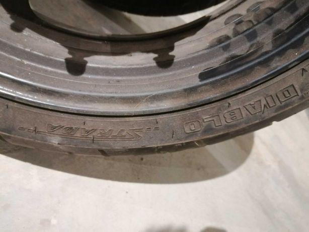 Pneus moto pirelli