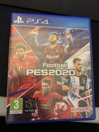 Vendo eFootball Pro Evolution Soccer PES 2020 Playstation 4