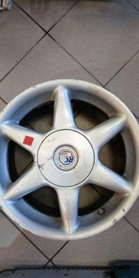"Felgi aluminiowe Fiat Alfa 16"" --- Lombard Madej Gorlice ---"