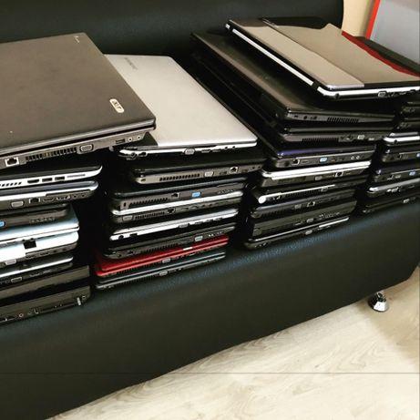 Ноутбук 2-4 ядра i3 i5 4Gb RAM 250HDD робоча батарея