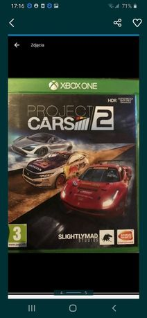 Project Cars2 na Xbox One