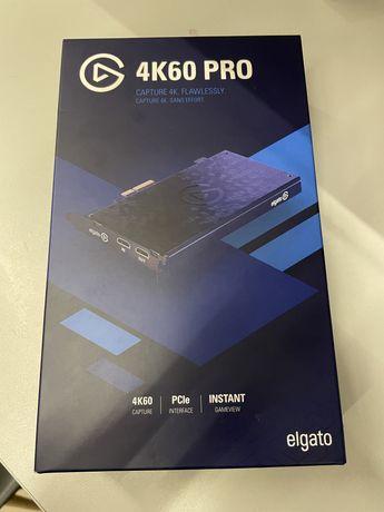 Карта видеозахвата Elgato Game Capture 4K60 Pro (Black) 10GAG9901