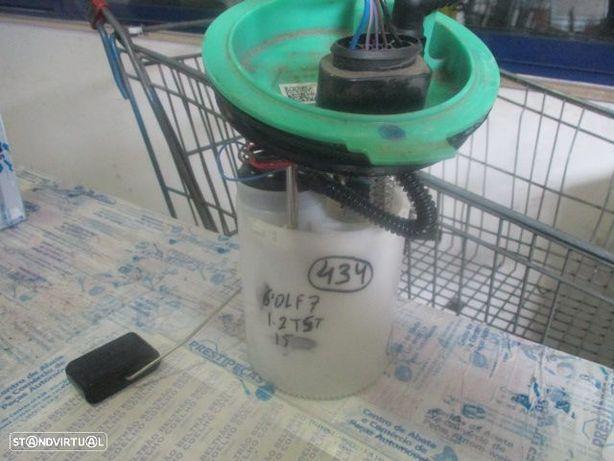 Bomba combustível 5Q0919051AA VW / GOLF 7 / 2015 / 1.2 tsi / GASOLINA /