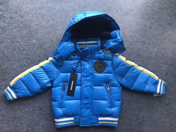Детская куртка курточка Diesel 86 размер 1,5-2 года