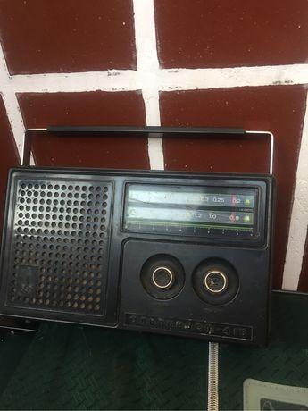 Радиоприемник альпинист 418