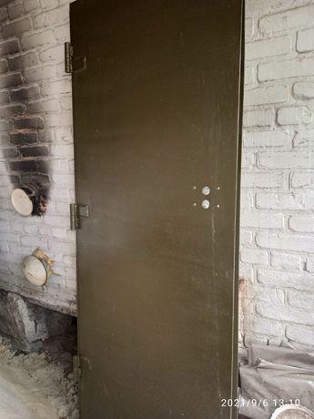 Дверь в идеальном состоянии