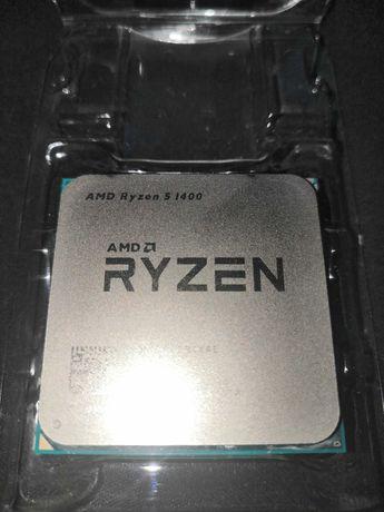 Processador Ryzen 5 1400 4C 8T (Tray)