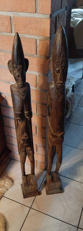 Sprzedam figurki afrykańskie.