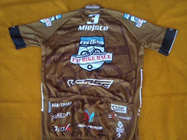 koszulka rowerowa/ kolarska- Verge - roz L-profesjonalana Nowa