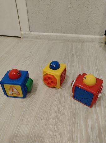 Рухливі кубики Fisher-Price