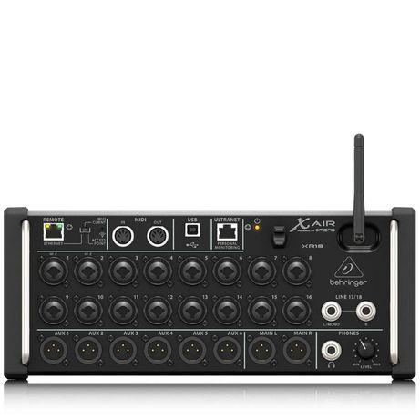 Нові Behringer XR 12, XR 16, XR 18, Soundcraft Ui12, ALLEN HEATH ZED10