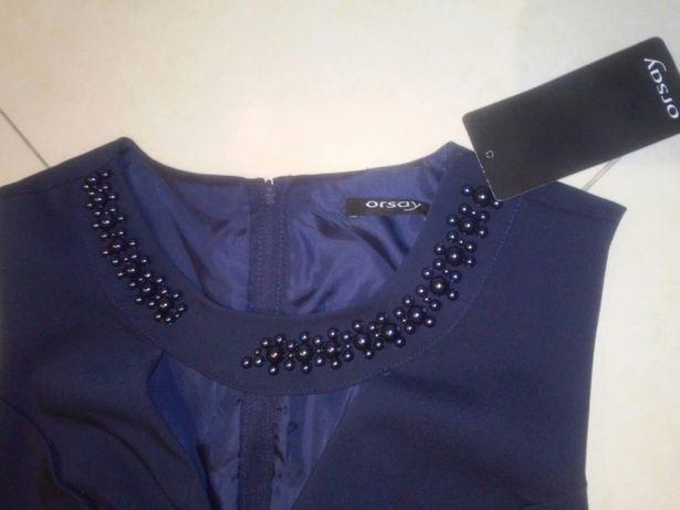 Sukienka i żakiet elegancka z metką Orsay S/M