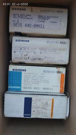 SIEMENS SIMATIC S5 100U контролер