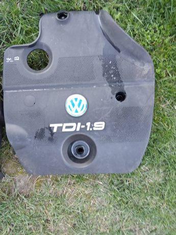 Osłona silnika TDI vag