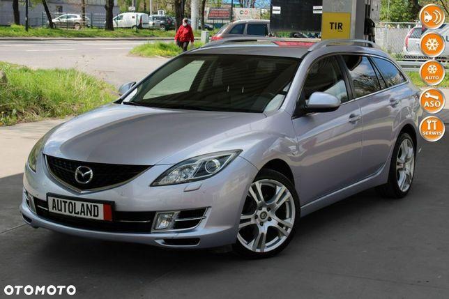 Mazda 6 EXLUSIVE-Skora-Bose-Xenony-Org.lakier-Zarejestrowany-GWARANCJA!