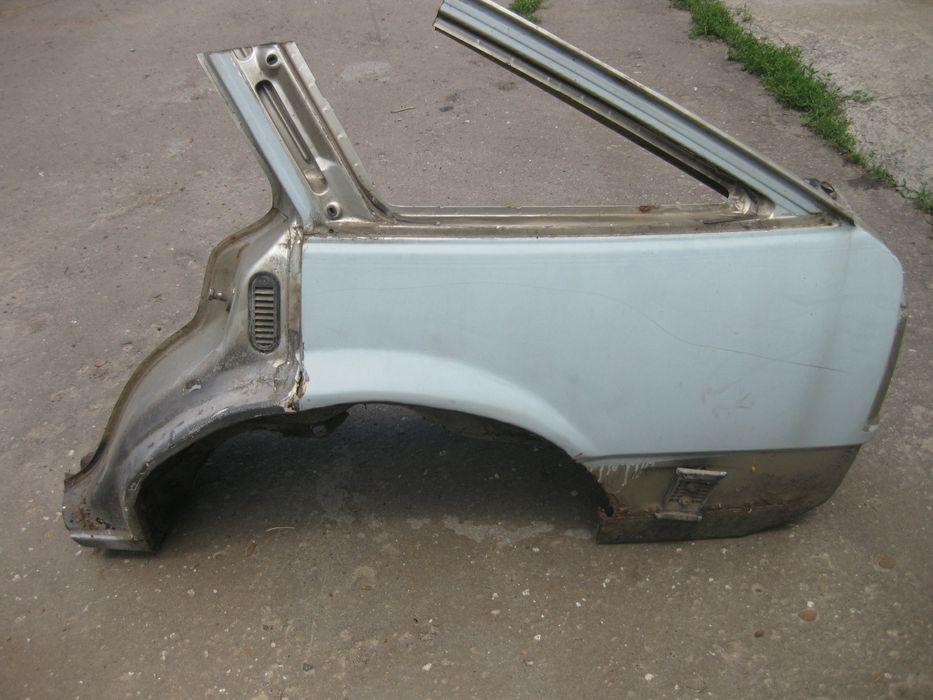 Крыло заднее левое четверть  лонжерон крило заднє Аскона Opel Ascona Львов - изображение 1