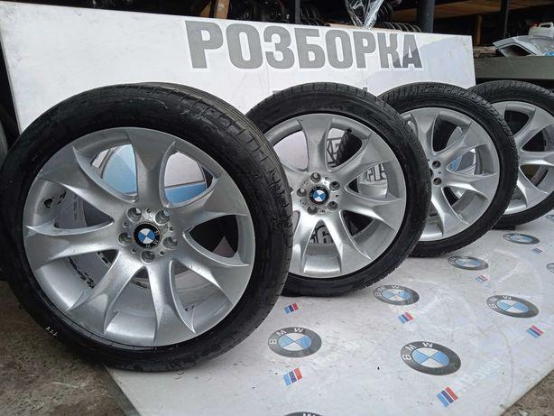 Диски R20 168 стиль BMW X5 E53 БМВ Х5 Е53 Титаны Колеса Разноширокие