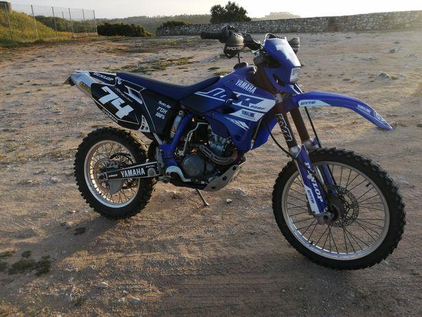 Yamaha wr 250 f 2004