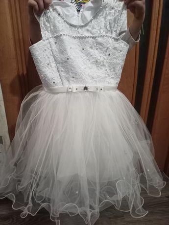 Новорічне плаття для дівчинки 3-5років