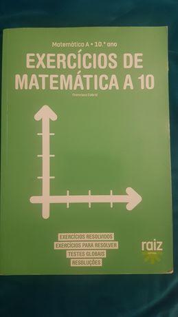 Livros de Apoio Matemática A