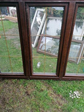 Okno 2 szt 205x143cm