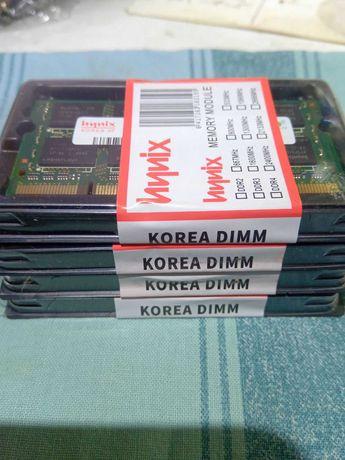 Оперативная память 2GB (DDR2 и DDR3)разных фирм(ноутбук)