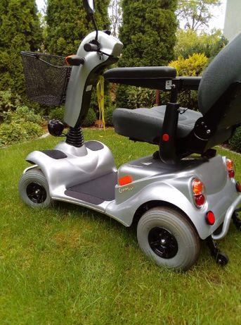skuter wózek elektryczny