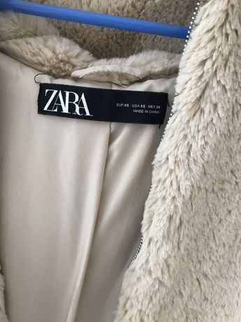 Zara kurtka