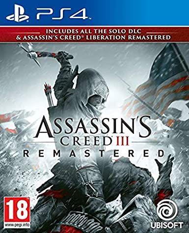 Assassin's Creed 3 Remastered PS4 Харьков - изображение 1