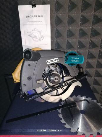Máquina Pro 3000w SERRA-CIRCULAR (Romexco)