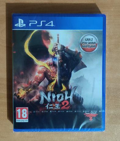 Gra Nioh 2 PS4 NOWA (zafoliowana)