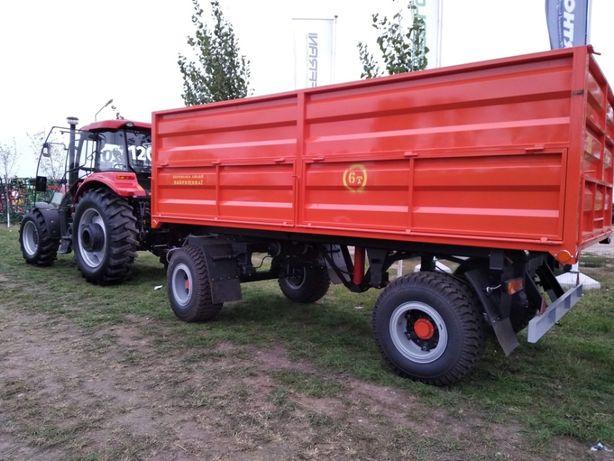 Причіп прицеп тракторний двовісний 2ПТС-4 2 ПТС6
