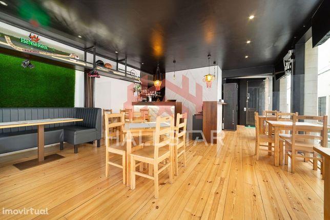 Restaurante / Sports Bar  / 3 pisos / Centro Histórico de Leiria / Esp