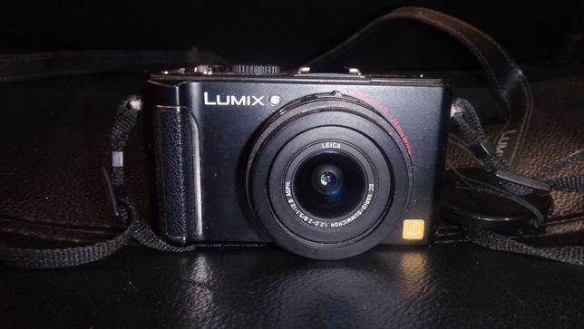 maquina fotografica lumix lx3 ........................................