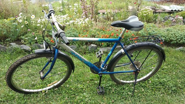 """Велосипед Pacific, колеса 26"""". В хорошем состоянии."""