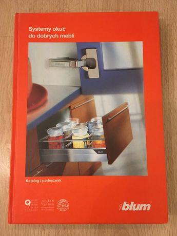 Katalog okuć meblowych Blum