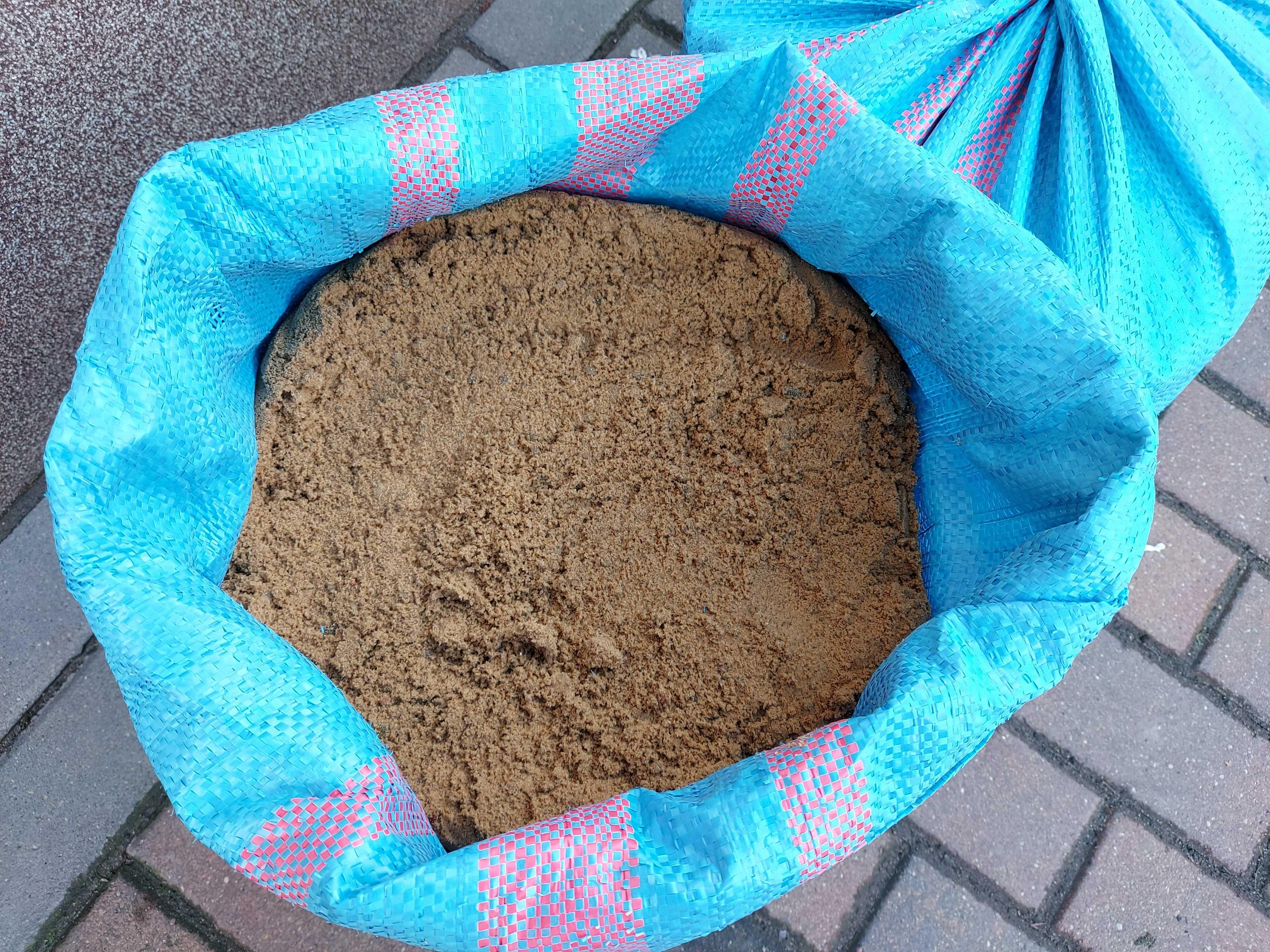 Piasek workowany piasek worki 30kg piasek do piaskownic