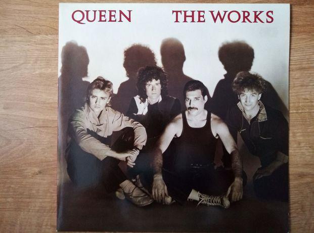 Queen the works winyl.