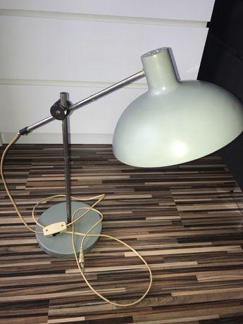 Lampa biurowa PRL