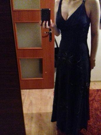 Suknia wieczorowa czarna