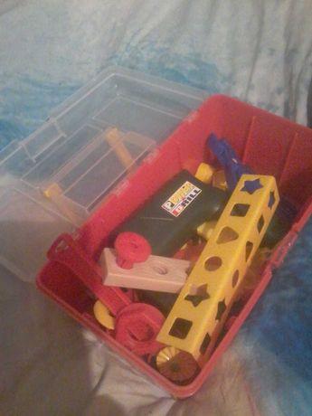 Іграшковий набір сантехника