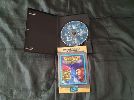 Warcraft II Battle.Net Edition Blizard gra PC instrukcja nowa!