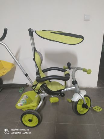 Rower 3 kołowy dla dziecka