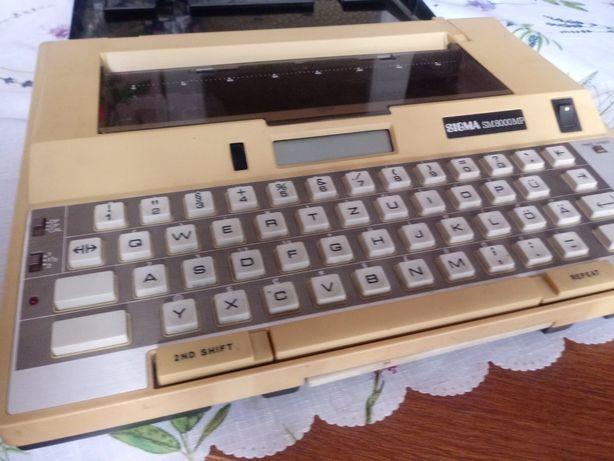 Elektryczna-cyfrowa japońska maszyna do pisania SIGMA SM8000MP