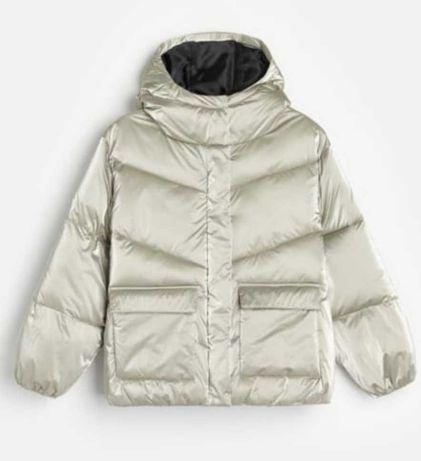 Детская стильная Деми курточка Reserved оверсайз для девочки